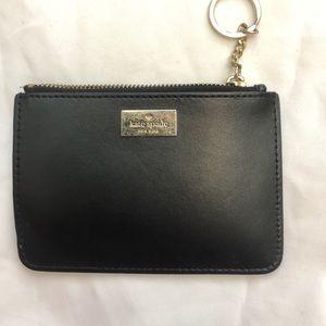 Kate Spade zip card wallet